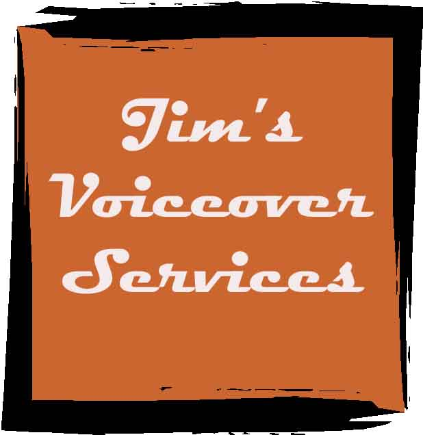 Jim's Voiceover Services